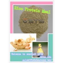 Comida de proteína de arroz de venta caliente