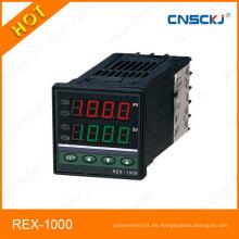 Instrumentos digitales de control de temperatura REX-1000