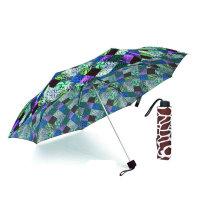 Animal Skin Design 3 Falten Handlicht Regenschirm (YS-3FM21083940R)