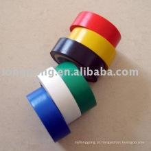 Flame Retardant PVC fita adesiva (cores diferentes)