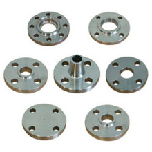 Bright Surface Steel Stainless Flanges