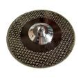 brida de disco de diamante para amoladora