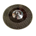 diamond blade flange for grinder