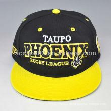 Boné e chapéu de beisebol de bordado personalizado em 3d