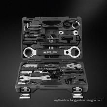 Bicycle Repair Toolbox Wrench Set Bicycle Maintenance Repair Multi-Function Package