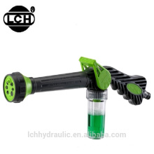 high quality cheap spray pistol nozzle water gun