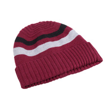 Oversized Fabric Beanie Hat Pattern
