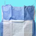 Bata de isolamento descartável estéril bata cirúrgica