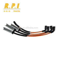 High voltage silicone Ignition Cable, SPARK PLUG WIRE FOR DAEWOO, CHEVROELT 96305387