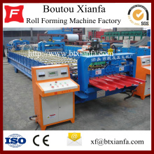 Good Quality for Roof Tile Trapezoidal Equipment Wave Panel Roof Tiles Machine South Africa export to Georgia Manufacturers
