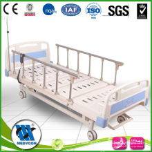Electric double beds with ABS Headboard