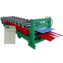 Máquina formadora de rolo de camada dupla YX876-1064