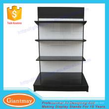 Hochleistungs-einseitiger PEG-Werkzeughalter Metall-Display-Rack / Stand