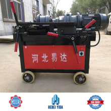 Hotsale BGZL-40B3 rebar Rib Peelling Threading Rolling Machine for rebar process