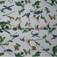 Polyester-Druckstoff für Bettlaken-Vorhang-Kleidung