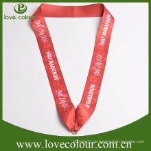 Kundenspezifische Sportbänder für Medaillen