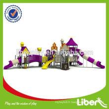 Équipement de terrain de jeux extérieur de haute qualité, équipement de parc d'attraction, équipement d'amusement