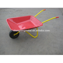 small kid toy lightweight wheelbarrow