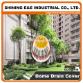 DC-D1810A Green Roof Outdoor Floor Drain Cover