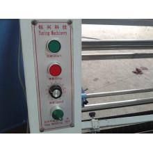 Máquina de bobina de capa de tela automática