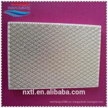al por mayor Honeycob placas de cerámica quemadores de gas de infrarrojos