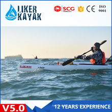 2016 New V5.0 Professional Ocean Kayak Made in China