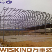 SGS Proved Economic and Easy Assemble Light Frame Steel Construction