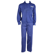 Bule Basic Cotton / Polyester Workwear Vêtements de travail