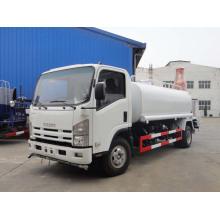 Wasser-Bowser-Wasser-Sprinkler-Wasser-Behälter-LKW Isuzu-Wasser-LKW