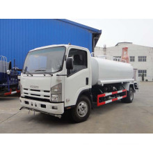 Water Bowser Water Sprinkler Water Tank Truck Isuzu Water Truck