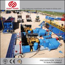 Hochleistungs-Wasserpumpen für die Bewässerung angetrieben durch Gasmotor