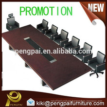 Hot selling big size conference/ meeting table and chair