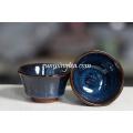 Blaue Malerei Porzellan Handle-Cup
