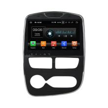 Android 8.0 car navigation system for Clio 2016 with parrot bluetooth