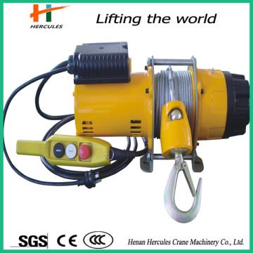 Chigre cabrestante eléctrico de la máquina de elevación para grúas