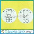 производство бумаги стикер этикетки наклейки детские ткань