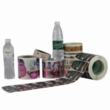Printed High-Quality Self-Adhesive Label Sticker for Shampoo Package