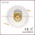 L'ÉPI élevé de coupure du lumen 8W a coupé l'ÉPI COB Downlight LC7710n