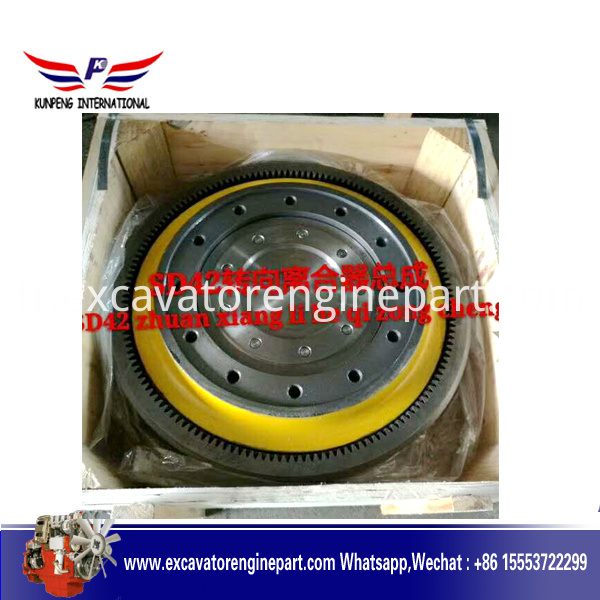 shantui SD42 parts bulldozer steering clutch 31Y-16-00000