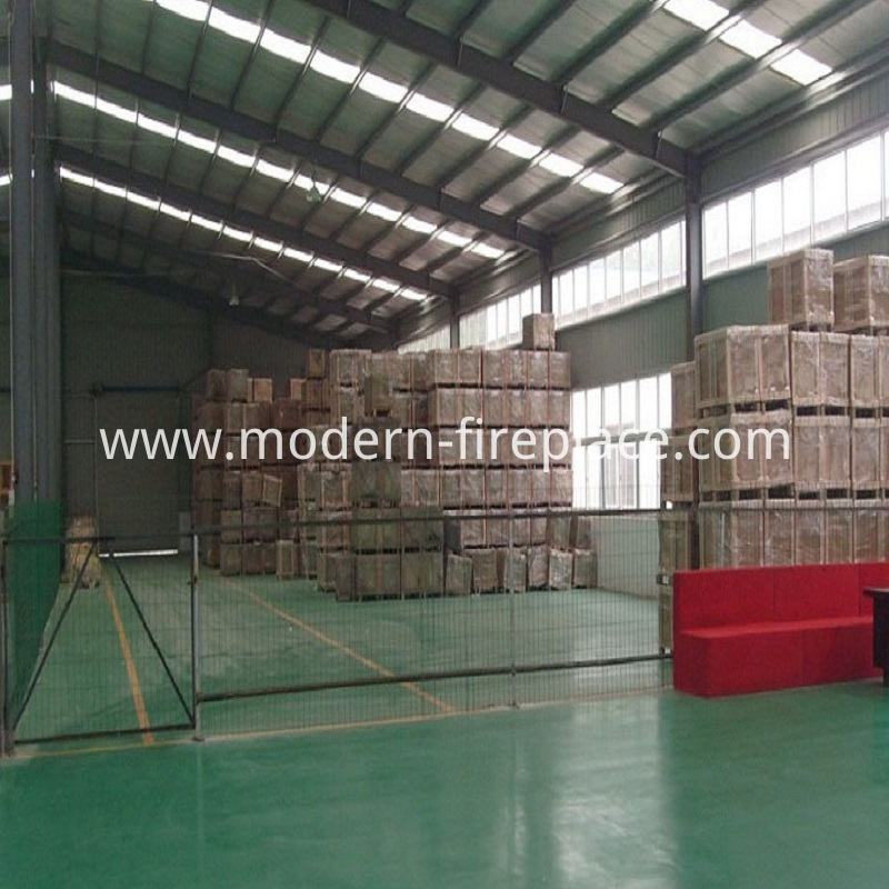 Large Wood Burning Stoves Factory Packaging