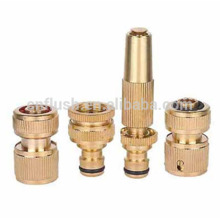 Over 10 years of rich experience garden hose connection coupler set hot sale with high quality