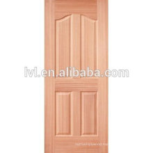 HDF/MDF moulded veneer door skin