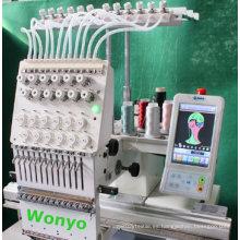 Control de la computadora Wonyo1201 una máquina principal del bordado