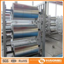 1100 3102 8011 folha de alumínio hidrofílico
