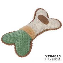 Hueso forma de juguete para perros scratcher perro (yt84015)