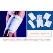 Flexible Urine Leg Bag Holder Portable Plus Size For Man / Women