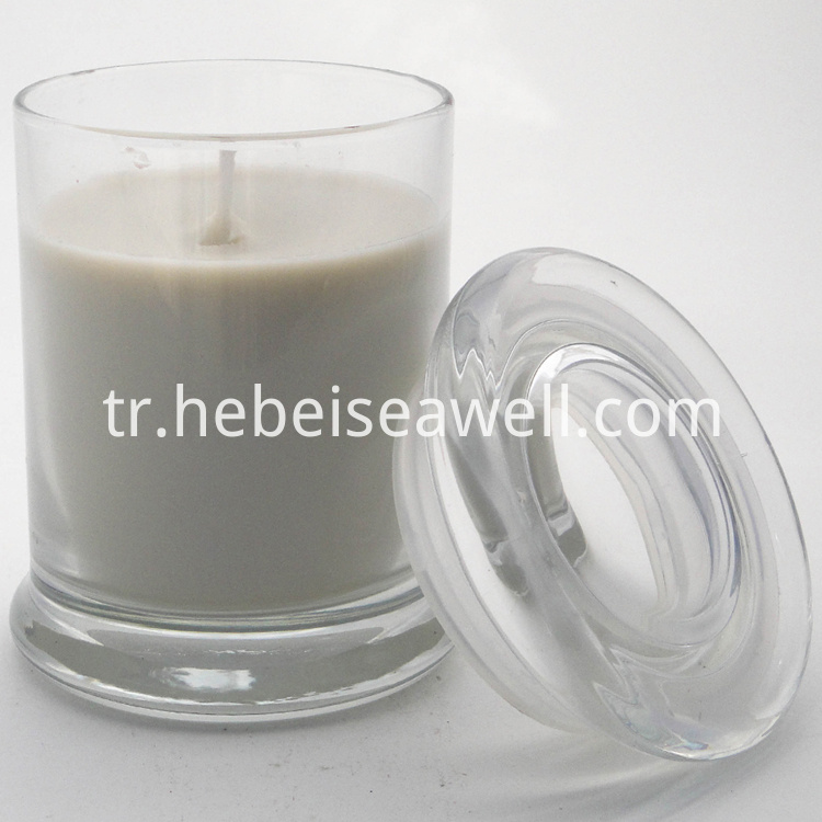 Glass Jar Candle 41