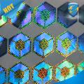 Certificado personalizado 3D holograma ZOLO adesivo hologramo barato adesivos holograma anti-falsificado adesivo