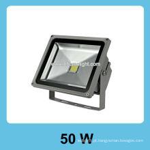 50W luz de inundação do diodo emissor de luz