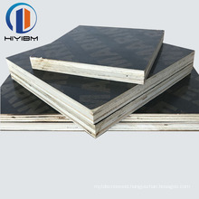 HIYI 18mm finger joint film faced plywood construction
